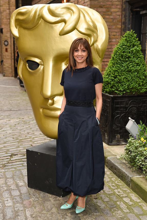 Riz Lateef<br /> arriving for the BAFTA Craft Awards 2018 at The Brewery, London<br /> <br /> ©Ash Knotek  D3398  22/04/2018
