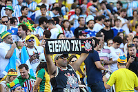 RIO DE JANEIRO, RJ, 13.07.2014 - COPA DO MUNDO - ALEMANHA - ARGENTINA - Torcedores durante partida entre Alemanha e Argentina jogo valido pela final da Copa do Mundo no Estadio do Maracana no Rio de Janeiro neste domingo, 13. (Foto: William Volcov / Brazil Photo Press).