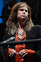 HOLLYWOOD FL - DECEMBER 7 :  Steven Tyler attends the Bikers Bash at Hard Rock live held at the Seminole Hard Rock hotel & Casino on December 7, 2012 in Hollywood, Florida.  Credit: mpi04/MediaPunch Inc. /NortePhoto /NortePhoto©