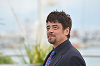 Benicio Del Toro at the photocall for the Un Certain Regard Jury at the 71st Festival de Cannes, Cannes, France 09 May 2018<br /> Picture: Paul Smith/Featureflash/SilverHub 0208 004 5359 sales@silverhubmedia.com