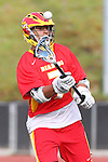 Mission Viejo, CA 05/14/11 - Brandon Espinosa (Mission Viejo #7) in action during the Division 2 US Lacrosse / CIF Southern Section Championship game between Mission Viejo and Loyola at Redondo Union High School.