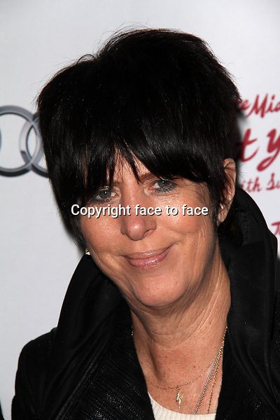 WESTWOOD, CA - December 05: Diane Warren at the &quot;I'll Eat You Last: A Chat With Sue Mengers&quot; Opening Night, Geffen Playhouse, Westwood, December 05, 2013. <br />