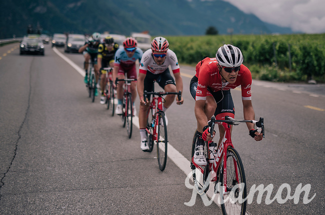 Stage 5: Gstaad > Leukerbad (155km)<br /> 82nd Tour de Suisse 2018 (2.UWT)