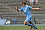 06 September 2009: UNC's Alex Waters. The University of North Carolina Tar Heels defeated the Evansville University Purple Aces 4-0 at Fetzer Field in Chapel Hill, North Carolina in an NCAA Division I Men's college soccer game.