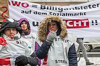 2018/03/20 Gewerkschaft | ver.di | Warnstreik AWO-Berlin
