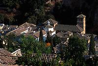 Spanien, Andalusien, archäologisches Museum beim Albaicin in Granada