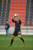 Jill Loyden at the 2010 Algarve Cup