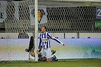 VOETBAL: SC HEERENVEEN: Abe Lenstra Stadion, 17-02-2012, SC-Heerenveen-NAC, Eredivisie, Eindstand 1-0, Bas Dost, Jelle ten Rouwelaar, ©foto: Martin de Jong