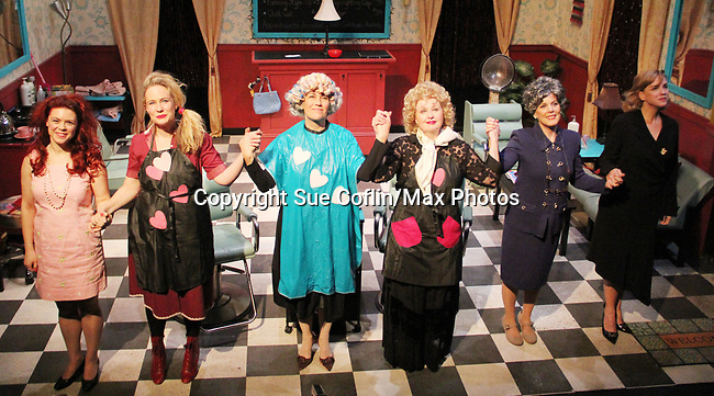 Steel Magnolias - Liz Keifer - Mayes - Andrews - Anderman - Heckert - Guest - Depot Theatre