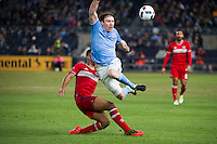 New York City FC vs Chicago Fire, April 10, 2016