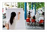Cartoline da Barriera di Milano<br /> Scuola di lingue in piazza Crispi