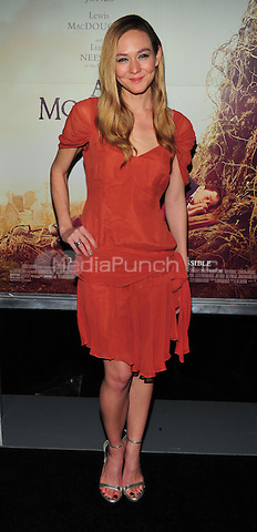 New York, NY: December 7: Louisa Krause attends 'A Monster Calls' New York Premiere at AMC Loews Lincoln Square 13 theater on December 7, 2016 in New York City.@John Palmer / Media Punch