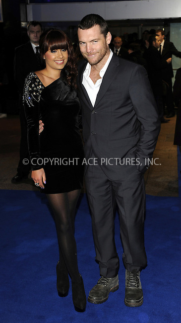 WWW.ACEPIXS.COM . . . . .  ..... . . . . US SALES ONLY . . . . .....December 10 2009, London....Sam Worthington (R) arriving at the World Premiere of Avatar at Odeon Leicester Square on December 10, 2009 in London, England. ......Please byline: FAMOUS-ACE PICTURES... . . . .  ....Ace Pictures, Inc:  ..tel: (212) 243 8787 or (646) 769 0430..e-mail: info@acepixs.com..web: http://www.acepixs.com