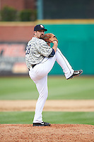 New Hampshire Fisher Cats relief pitcher Colt Hynes (28) during a game against the Reading Fightin Phils on May 30, 2016 at Northeast Delta Dental Stadium in Manchester, New Hampshire.  New Hampshire defeated Reading 9-1.  (Mike Janes/Four Seam Images)