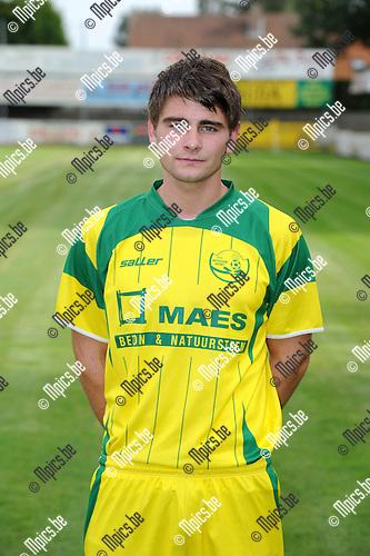 2011-07-20 / Voetbal / seizoen 2011-2012 / Witgoor Sport / Nico Hoes..Foto: mpics