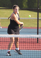 Girls Regional Tennis in Kokomo 5-24-16