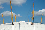 The Dome at North Greenwich, London UK