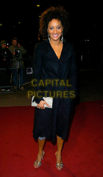"TUPLEE DORGU.Arrivals - ""An Audience With Lionel Richie"" TV recording, ITV Television Centre, Aouth Bank, London, England, December 9th 2006..full length.CAP/CAN.©Can Nguyen/Capital Pictures"