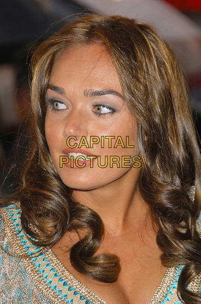 TAMARA ECCLESTONE .Arriving at the Speed Racer - UK film premiere, Empire Leicester Square,.London, England, April 28th 2008..portrait headshot .CAP/CAS.©Bob Cass/Capital Pictures