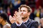 Josh KING (MHP Riesen) beim Spiel in der Basketball Bundesliga, MHP Riesen Ludwigsburg - Mitteldeutscher BC.<br /> <br /> Foto &copy; PIX-Sportfotos *** Foto ist honorarpflichtig! *** Auf Anfrage in hoeherer Qualitaet/Aufloesung. Belegexemplar erbeten. Veroeffentlichung ausschliesslich fuer journalistisch-publizistische Zwecke. For editorial use only.