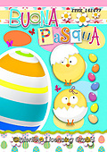 Isabella, EASTER, OSTERN, PASCUA, paintings+++++,ITKE161677,#e#, EVERYDAY ,eggs