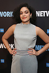"Camila Cano-Flavia attends the Broadway Opening Night After Party  for ""Network"" at Jack's Studios on December 6, 2018 in New York City."
