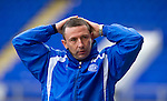 St Johnstone v Kilmarnock....02.04.11 .Derek McInnes holds his head after another missed chance.Picture by Graeme Hart..Copyright Perthshire Picture Agency.Tel: 01738 623350  Mobile: 07990 594431