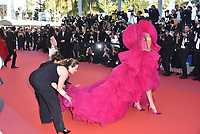 CANNES, FRANCE - MAY 11: Deepika Padukone at screening of 'Ash Is The Purest White (Jiang Hu Er Nv)' during the 71st annual Cannes Film Festival at Palais des Festivals on May 11, 2018 in Cannes, France. <br /> CAP/PL<br /> &copy;Phil Loftus/Capital Pictures