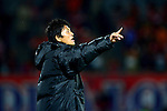 Hiroshi Jofuku (Ventforet),.APRIL 10, 2013 - Football / Soccer :.Ventforet Kofu head coach Hiroshi Jofuku gives instructions during the 2013 J.League Yamazaki Nabisco Cup Group A match between Omiya Ardija 1-3 Ventforet Kofu at NACK5 Stadium Omiya in Saitama, Japan. (Photo by AFLO)