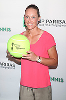 Tennis player Sam Stosur attends the 13th Annual 'BNP Paribas Taste of Tennis' at the W New York.  New York City, August 23, 2012. &copy;&nbsp;Diego Corredor/MediaPunch Inc. /NortePhoto.com<br />