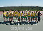 2013 CHS Girls Tennis