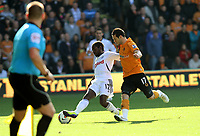 Nathan Dyer caused Wolves a lot of problems outwide<br />