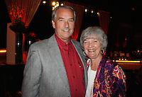 NWA Democrat-Gazette/CARIN SCHOPPMEYER Huey and Betty Couch enjoy Gentlemen of Distinction.