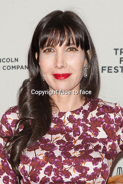 NEW YORK, NY - APRIL 24: Gillian Greene attends the premiere of 'Murder of a Cat' during the 2014 Tribeca Film Festival at SVA Theater on April 24, 2014 in New York City. <br />