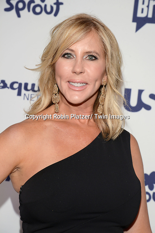 Vicki Gunvalson attends the NBCUniversal Cable Entertainment Upfront <br /> on May 15, 2014 at The Javits Center North Hall in New York City, New York, USA.
