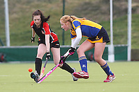 Upminster HC Ladies 2nd XI vs University of Essex HC Ladies 28-02-15