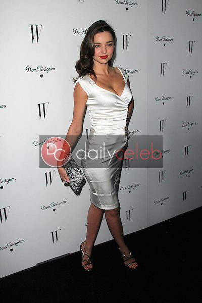 Miranda Kerr<br />
