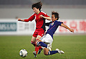 Women's Soccer Qualifiers for London Olympic : Japan 1-0 China