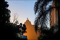 Cristo Redentor no Corcovado, Rio de Janeiro. 2019. Foto Juca Martins