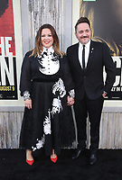 """5 August 2019 - Hollywood, California - Melissa McCarthy, Ben Falcone. Premiere Of Warner Bros Pictures' """"The Kitchen"""" held at TCL Chinese Theatre.   <br /> CAP/ADM/FS<br /> ©FS/ADM/Capital Pictures"""