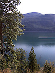 Pleasure craft on Arrow Lakes,, Columbia River, Castlegar, BC<br />