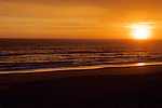 Sunset, Pajaro Dunes