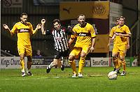 Motherwell v Dunfermline Athletic 240112