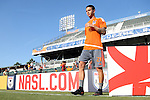 22 July 2016: Carolina's Brian Shriver. The Carolina RailHawks hosted Miami FC at WakeMed Stadium in Cary, North Carolina in a 2016 North American Soccer League Fall Season game. The game ended in a 3-3 tie.