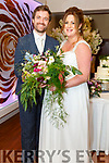 Quille/Thomson wedding in the Ballygarry House Hotel on Saturday September 21st
