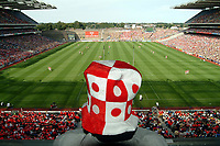 Cork fans will be out to get the best seats in the house for  next Sunday's All-Ireland Hurling Final. Tickets are at a premium for the clash betwween the Cork Rebels and The Kilkenny Cats.<br />