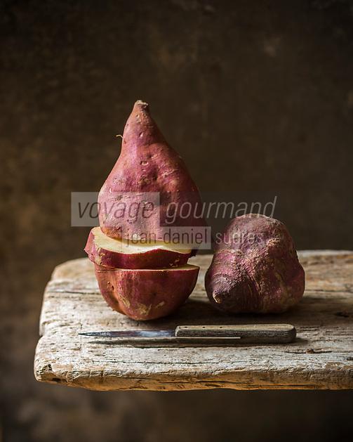 Gastronomie, Patates douces // Gastronomy, Sweet potatoes