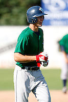 July 16, 2009:  Daniel Killian of the Vermont Lake Monsters during a game at Russell Diethrick Park in Jamestown Jammers, NY.  The Lake Monsters are the NY-Penn League Short-Season Class-A affiliate of the Washington Nationals.  Photo By Mike Janes/Four Seam Images