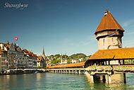 Image Ref: SWISS034<br /> Location: Lucerne, Switzerland<br /> Date of Shot: 18th June 2017