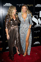 MIAMI BEACH, FL - MAY 11: MJ Day and Camille Kostek attend the SI Swimsuit On Location Closing Party at Myn-Tu on May 11, 2019 in Miami Beach, Florida.<br /> CAP/MPI140<br /> ©MPI140/Capital Pictures